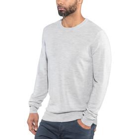 Icebreaker Shearer Crew Sweater Herren steel heather